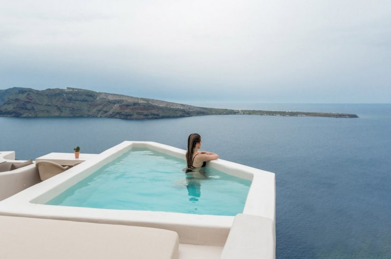 Oia Castle Exclusive Suites