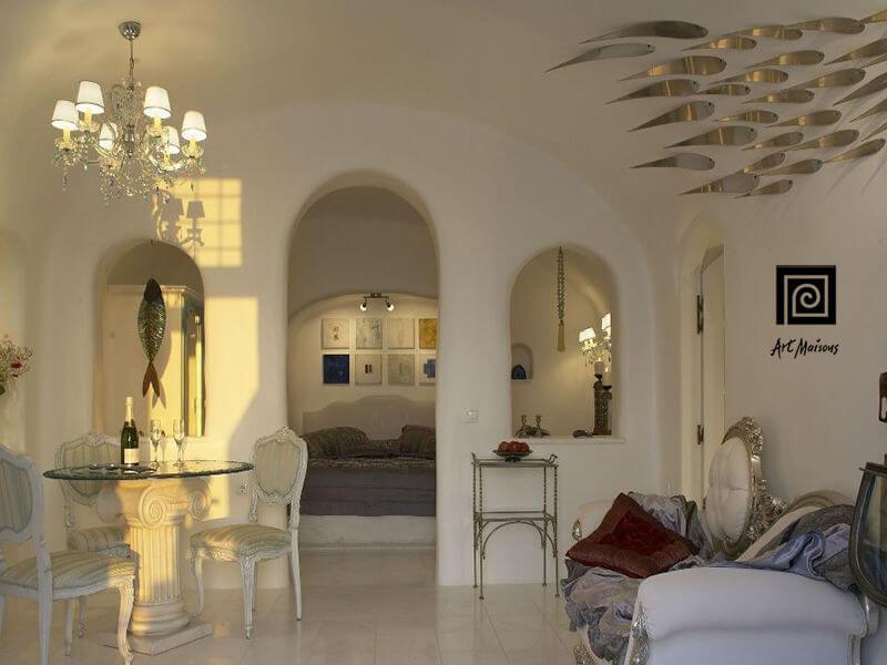 Art Maisons room